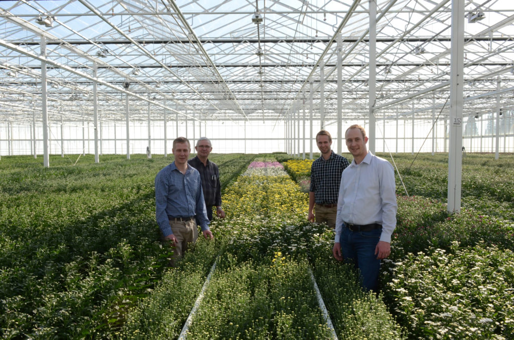 Family Picture, Greenhouse, Growers, Family Owned Company,