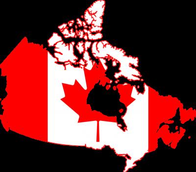 Canada Flag, Canada Map